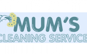 Mum's Cleaning Service logo