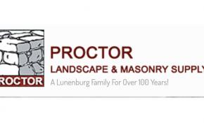 Proctor Landscape & Masonry Supply Logo