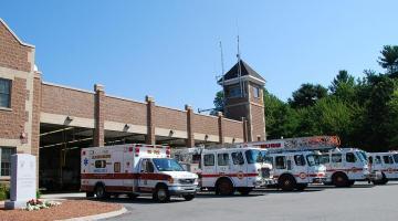 Lunenburg Fire Department
