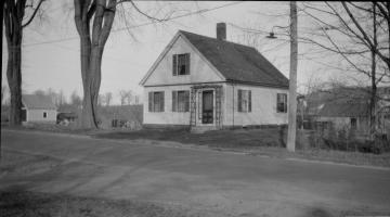 The Archibald Home - 1935