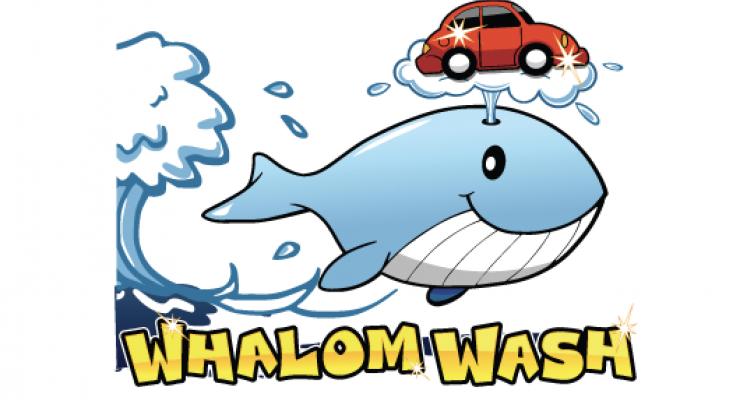 Whalom Wash Logo
