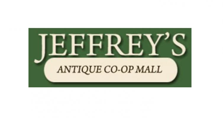 Jeffrey's Antique Co-Op Mall Logo
